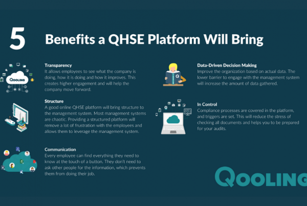 5 Benefits of a QHSE Platform